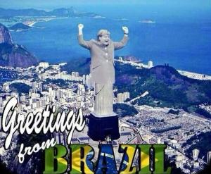 greetingsfrom brazil